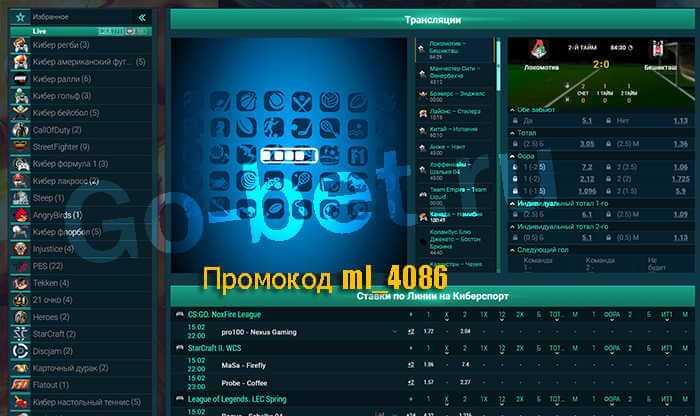 Букмекерская контора Melbet для любителей киберспорта